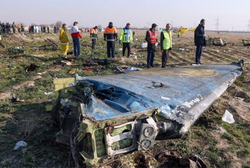 فاجعه ملی؛ خطای انسانی دلیل سقوط هواپیمای اوکراینی بوده نه نقص فنی!