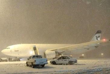 مسافرها سه ساعت قبل از پرواز در فرودگاه باشند