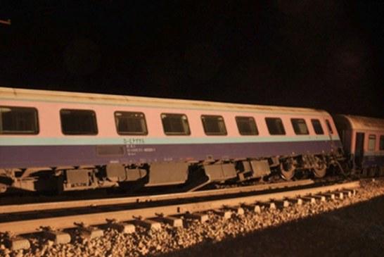 مرگ یک زن در اثر تصادف با قطار!