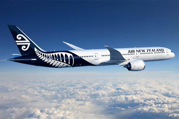 امن ترین خطوط هوایی جهان هواپیمایی ایرنیوزیلند
