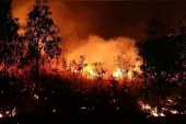 تخلیه مناطقی در استرالیا به دلیل آتشسوزی