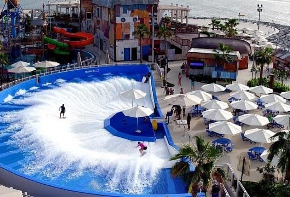با پارک های  آبی هیجان انگیز دبی آشنا شوید !