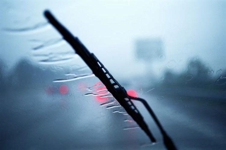 تهویه مطبوع و سنسور باران