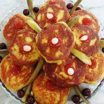 طرز تهیه کوکو سیب زمینی پنیری خوشمزه و مجلسی